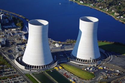 HYPERBOLIC COOLING TOWERS