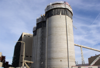 Fly Ash and Bed Ash Silos
